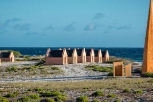Learn something about the history of Bonaire and visit these little huts where slaves used to live in!