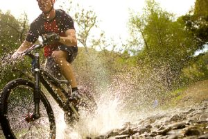 Mountain bike in and around the hills of Bonaire